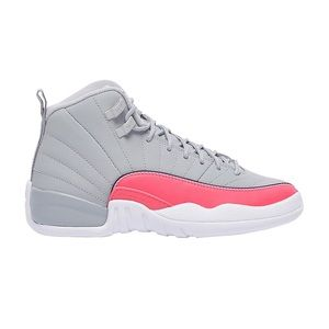 "Retro Jordan 12 GS ""Racer Pink"""